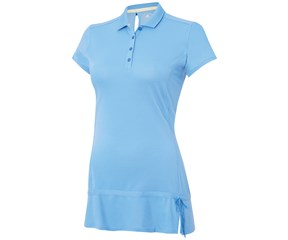 Adidas Ladies Advance Pique Short Sleeve Polo 2015
