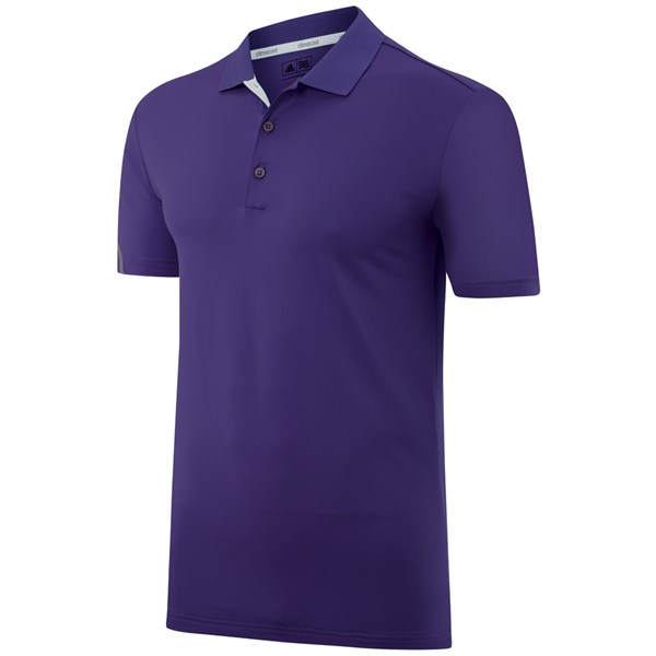 wholesale dealer 563de 0cb28 adidas Mens Climacool 3-Stripes Polo Shirt 2015 | GolfOnline