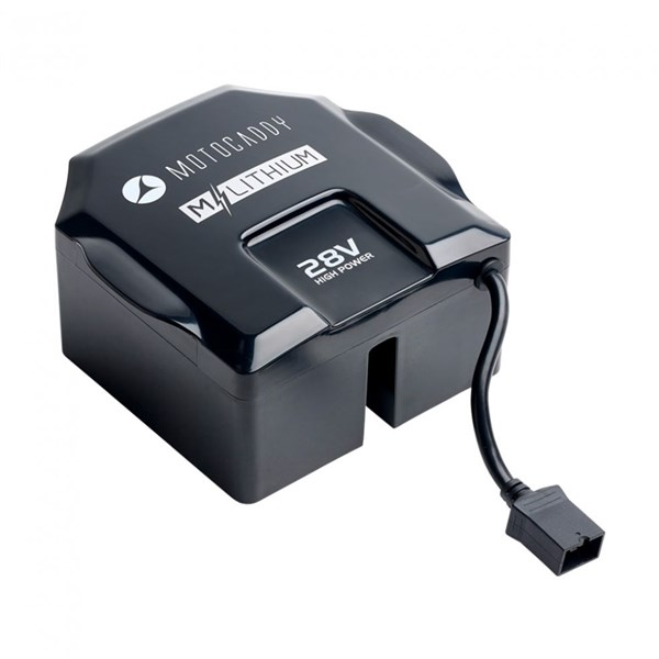 Motocaddy M-Series 28V Lithium Battery & Charger 2019