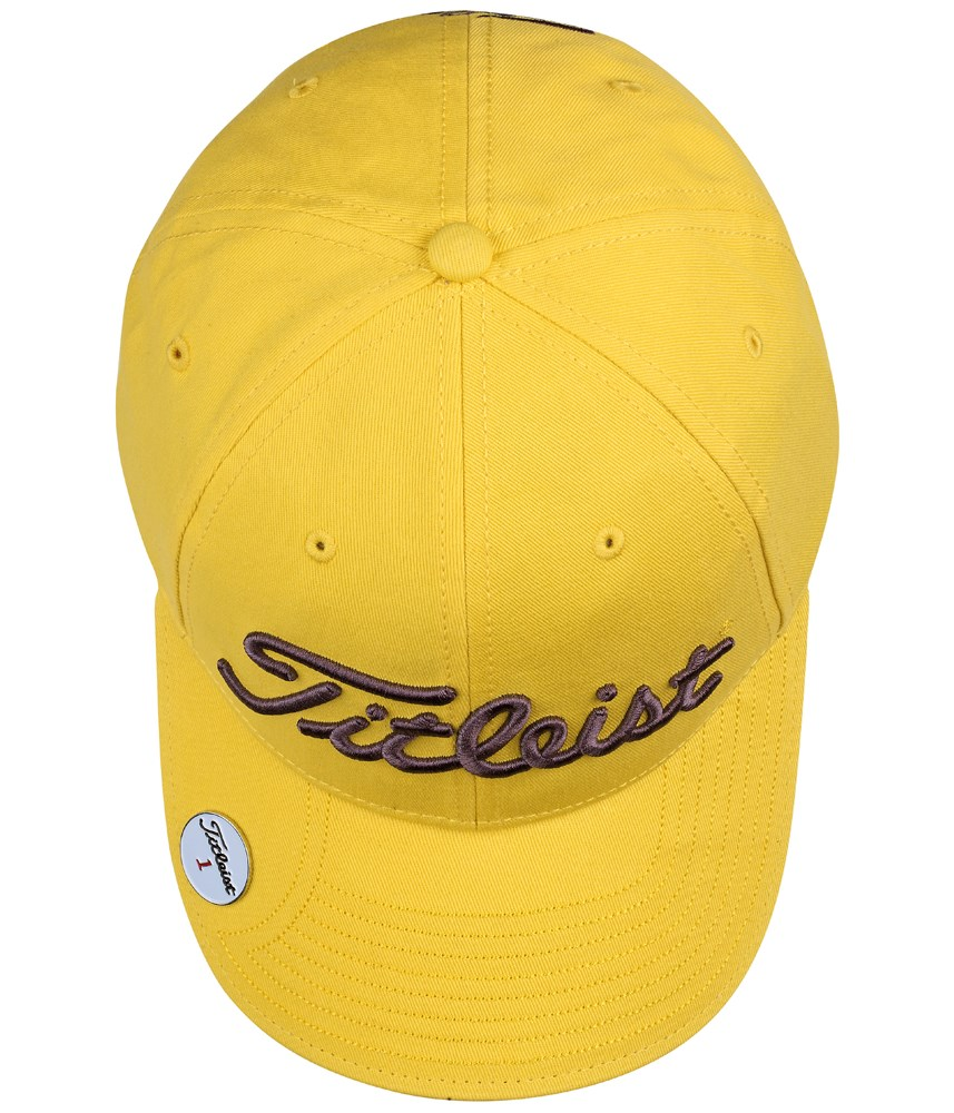 Titleist Fashion Ball Marker Golf Cap 2015 Golfonline