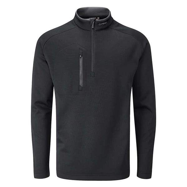 Ping Collection Mens Barrington Fleece Pullover