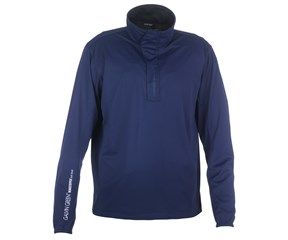 Galvin Green Mens Bates Half Zip Windstopper Jacket