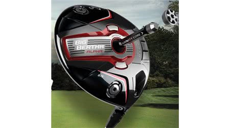 Callaway's Big Bertha Announcements Continue with Two New Drivers