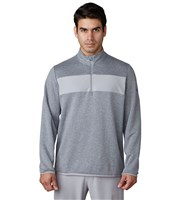 Adidas Mens Club Performance Quarter Zip Pullover