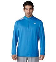 Adidas Mens 3 Stripes French Terry Pullover