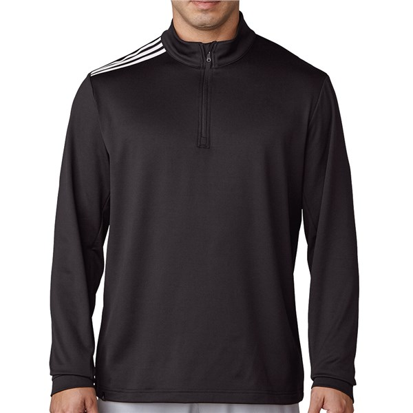 Adidas Mens 3-Stripes French Terry Crestable Pullover