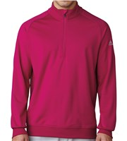 Adidas Mens Club Quarter Zip Pullover