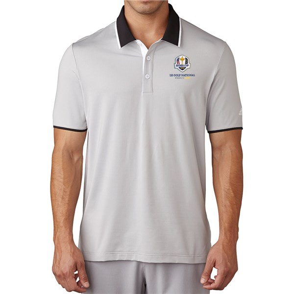 adidas Mens ClimaCool Performance Ryder Cup Polo Shirt