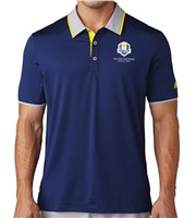 Adidas Mens Ryder Cup ClimaCool Performance Polo Shirt