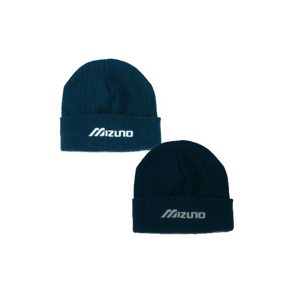 Mizuno Breath Thermo Knitted Beanie e556c0b00d0d