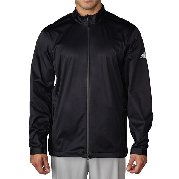 Adidas mens climaproof softshell rain jacket golfonline for Adidas golf rain shirt