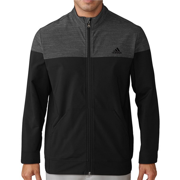 adidas Mens Hybrid Heather Jacket