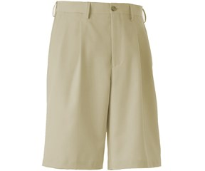 Callaway Mens Double Pleat Twill Shorts