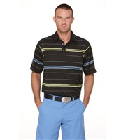 Callaway Mens Turf Stripe Polo Shirt