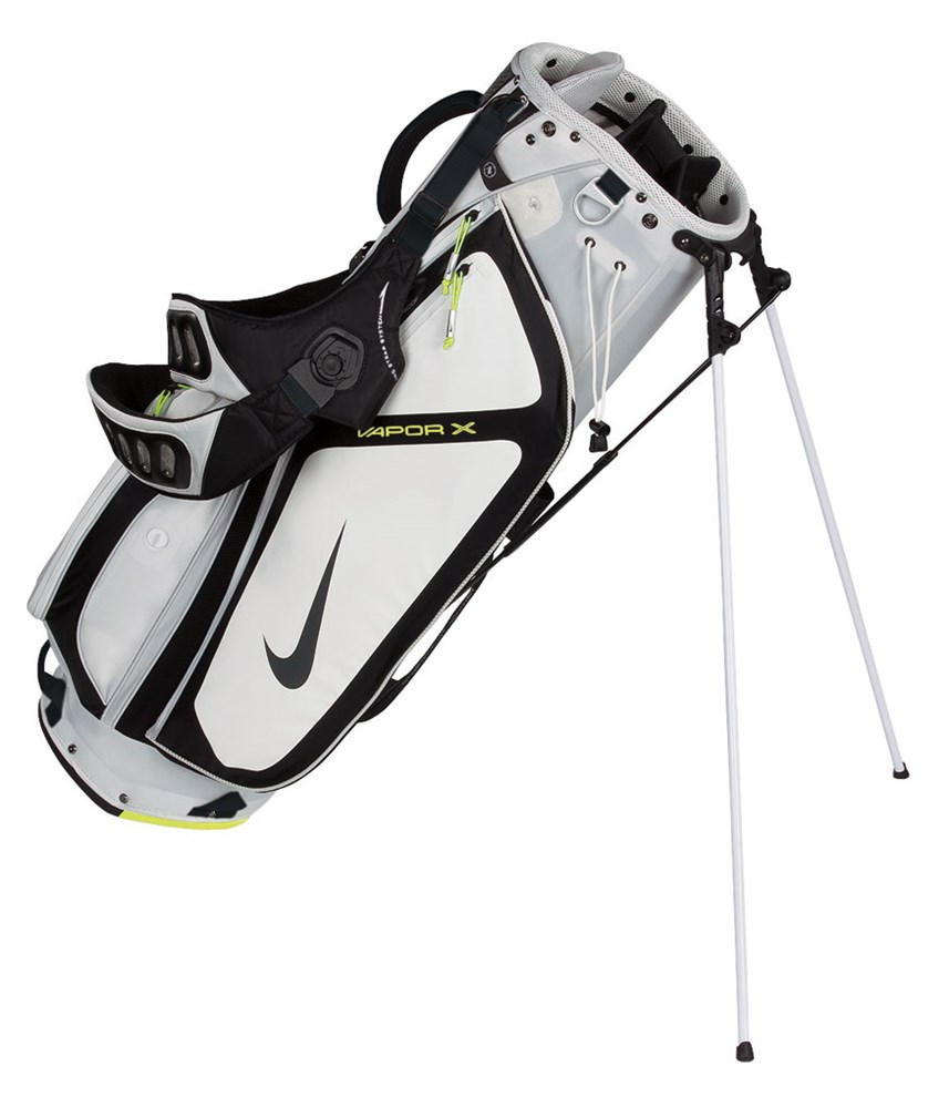 nike vapor x carry stand bag 2013 golfonline. Black Bedroom Furniture Sets. Home Design Ideas