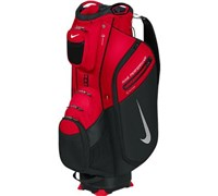 Nike Performance II Golf Cart Bag 2015 (University Red/White)