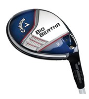 Callaway Ladies Big Bertha Fairway Wood 2014