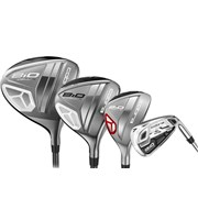 Cobra Bio Cell S Combo Golf Set  Steel/Graphite