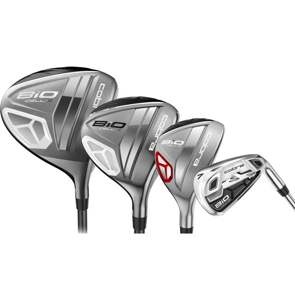 Cobra Bio Cell S Combo Golf Set (Graphite Shaft)