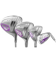 Cobra Ladies Bio Cell S Combo Golf Set  Graphite Shaft
