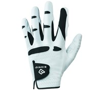 Bionic Mens StableGrip Classic Golf Gloves (White)
