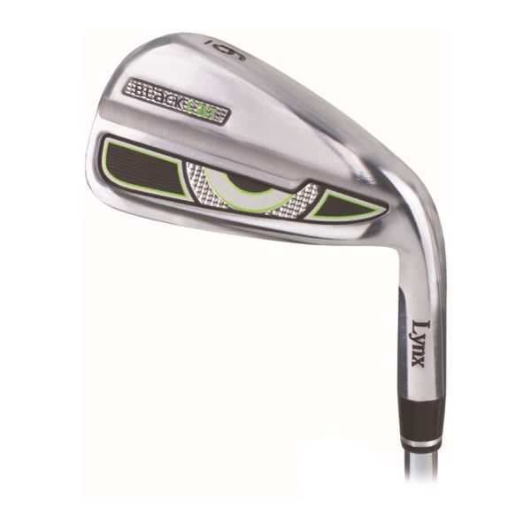 Lynx Black Cat Chrome Irons 2019 (Steel Shaft)