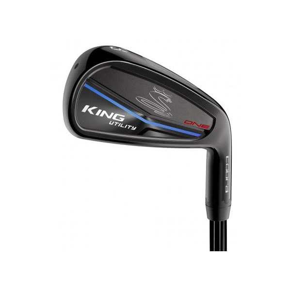 Cobra King Black Utility One Length Driving Iron (Graphite Shaft)