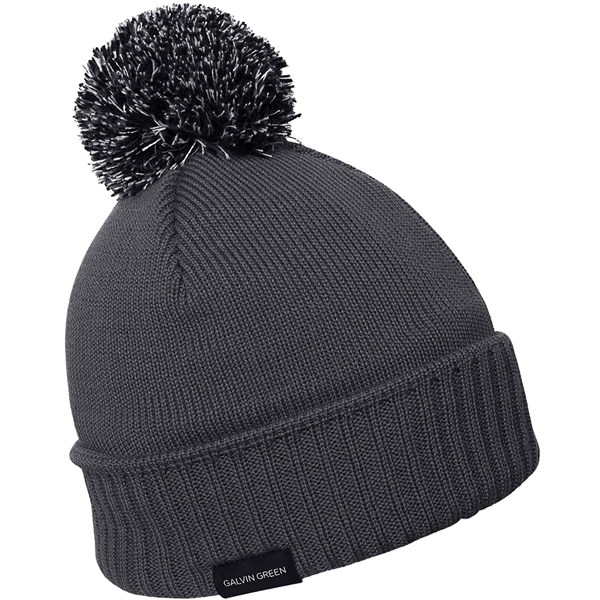 Galvin Green Mens Boo Knitted Bobble Hat