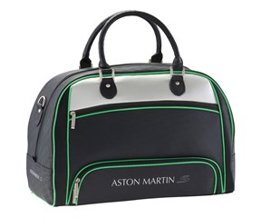 Aston Martin Collection Boston Holdall Bag