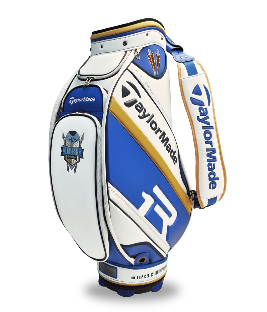 taylormade open tour staff bag