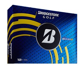 Bridgestone Tour B330 S Blue Golf Balls  12 Balls