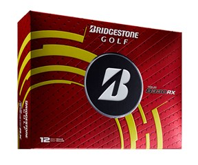 Bridgestone Tour B330 RX Red Golf Balls  12 Balls