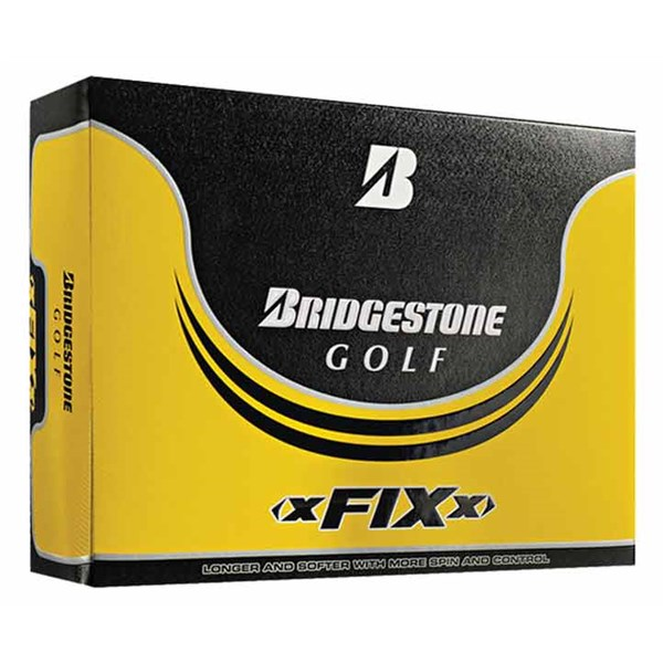 Bridgestone xFIXx Golf Balls (12 Ball) 2012