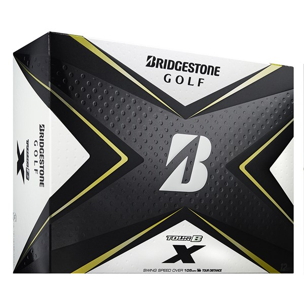Bridgestone Tour B X Golf Balls (12 Balls) 2020