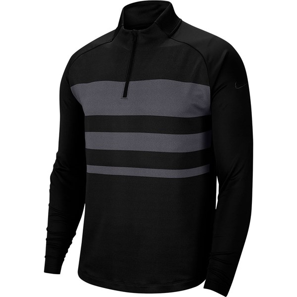 Nike Mens Dri-Fit Vapor Long Sleeve Pullover