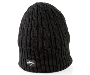 Callaway Cable Knit Beanie