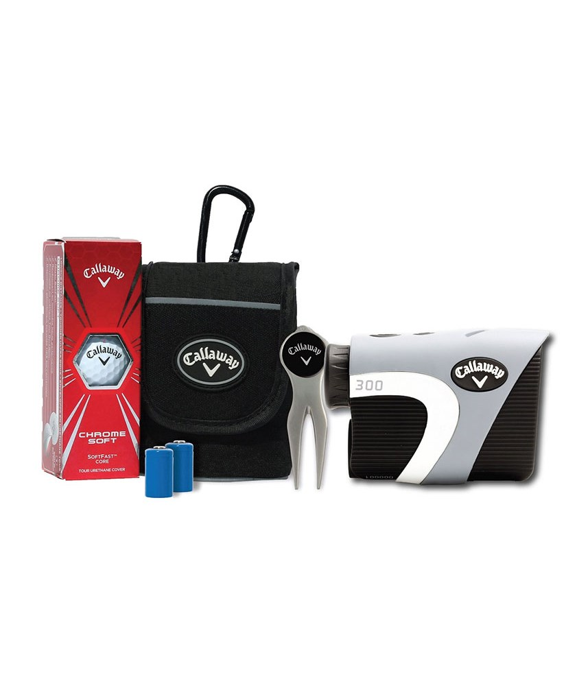 Callaway Laser 300 Range Finder Power Pack Golfonline