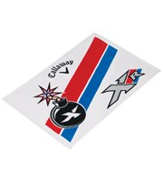 Callaway XR Cotton Mini Towel