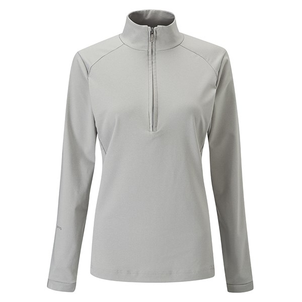 Ping Collection Ladies Carmel Half Zip Top