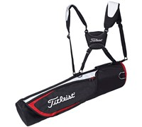 Titleist Carry Pencil Bag 2015 (Black/White/Red)