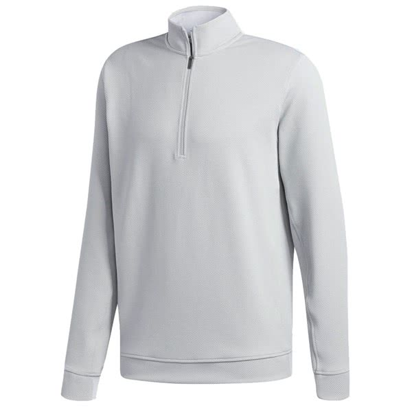 adidas Mens Technical Quarter Half Zip Pullover