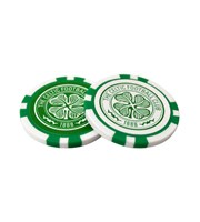 Celtic Poker Chip Ball Marker Set