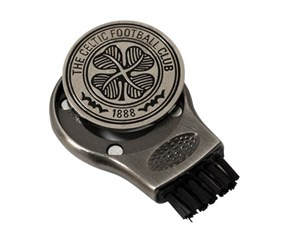 Celtic Gruve Brush and Ball Marker