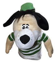 Celtic Mascot Golf Club Headcover - Hoopy The Hound