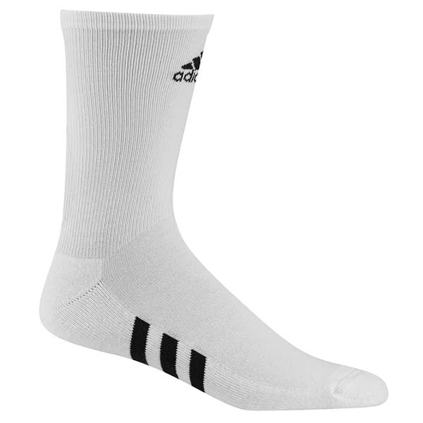 adidas Mens Basic Single Crew Socks