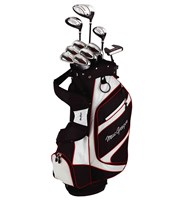 MacGregor Junior CG1900 Package Set  Steel/Graphite