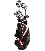 MacGregor Mens CG1900X Package Set  Steel/Graphite