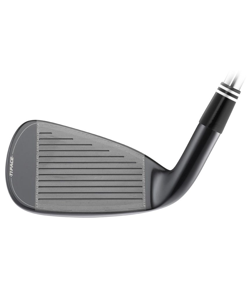 Cleveland Cg Black Irons Steel Shaft Golfonline