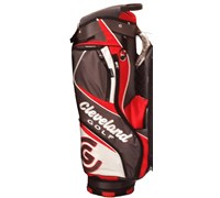 Cleveland CG Cart Bag 2015 (Charcoal/Red)