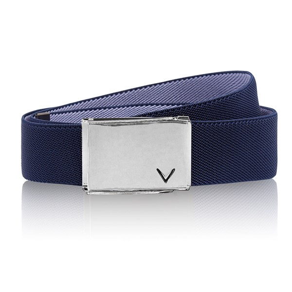 Callaway Mens Cut-to-Fit Stretch Webbed Belt